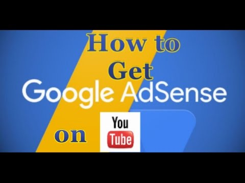How to get adsense on Youtube || How to link adsense account to youtube