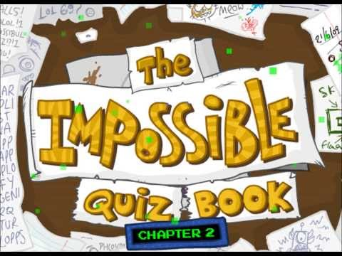 The Impossible Quiz Book: Chapter 2 OST   Complete Soundtrack