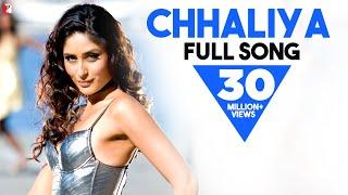 Chhaliya Full Song , Tashan , Kareena Kapoor , Sunidhi Chauhan , Piyush Mishra