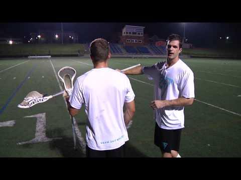 Lacrosse Checks - Wrap Check