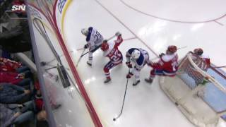 Draisaitl snaps goal early in 2nd to tie game against Capitals