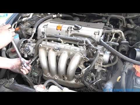 2003-2007 Honda Accord Starter replacement