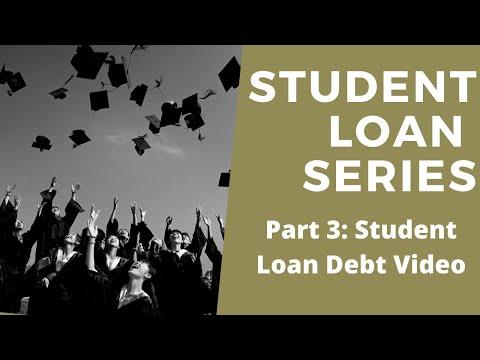 Student Loan Debt - Student Loan Debt Video (Part 3)