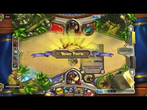 Hearthstone: Beating a NOOB