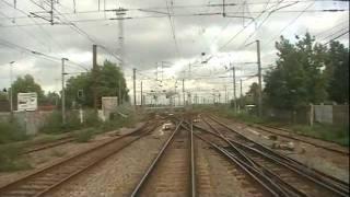 Voyage en cabine à bord du TER Lille - Mouscron (B)
