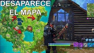 Desaparece El Mapa De Fortnite Videos Ytube Tv