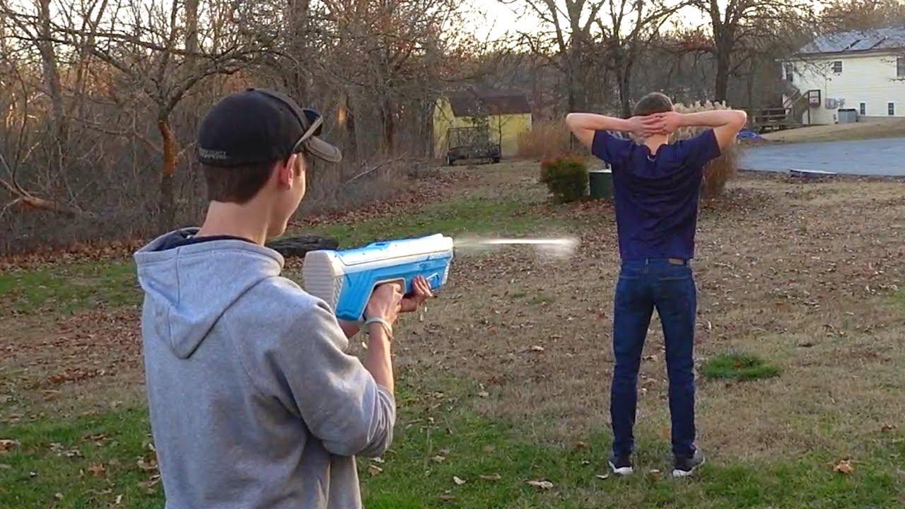 Super Powerful Tik Tok Water Gun