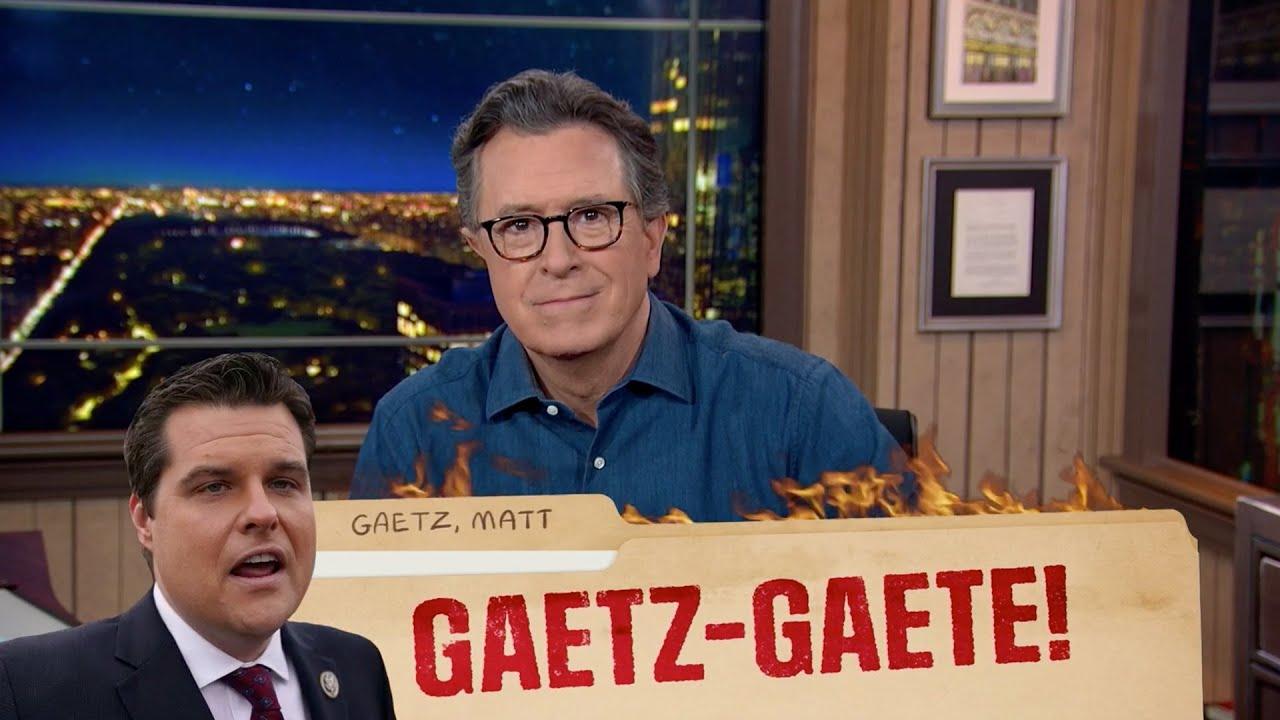 Gaetz-Gaete: MAGA Die-Hards Stand Behind Creepy Florida Congressman