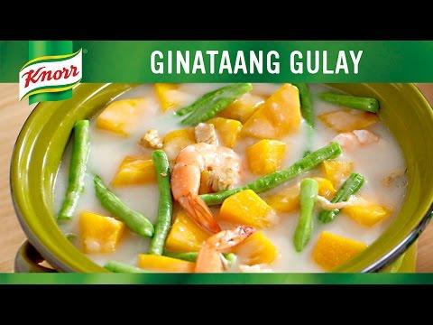#LutongNanay: Easy Ginataang Gulay