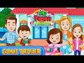 Download Video Download My Town : Pre School - NEW Trailer 3GP MP4 FLV