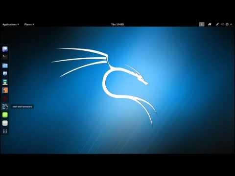 Intro to Kali Linux 2 0