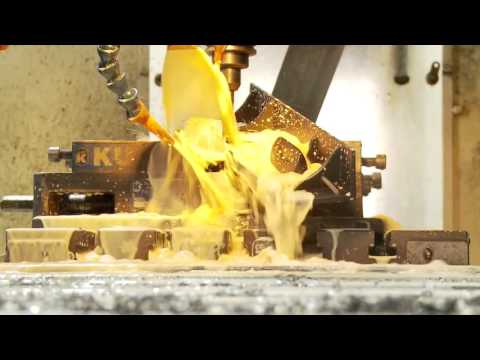 Lie Nielsen hand plane manufacturing process - Made in USA