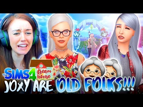 👵🏻😭JOXY ARE NOW OLD?!?😭👵🏻(The Sims 4 #76!🏡)