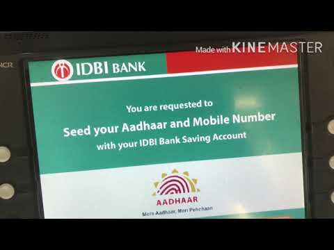 How to generate IDBI Bank Debit card PIN