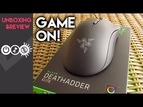 Razer DeathAdder Elite Review - Gaming Mouse Without Compromise