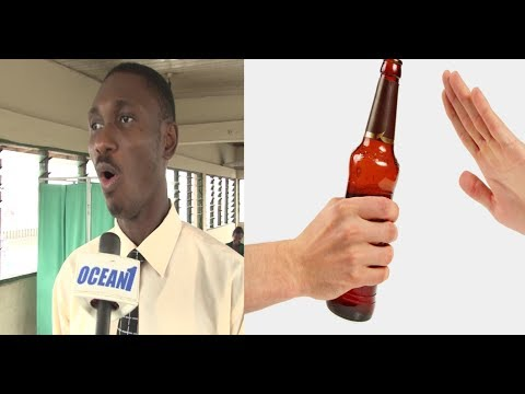 ALCOHOL IS NOT NEEDED IN THE HUMAN BODY SYSTEM - DR. ARTHUR