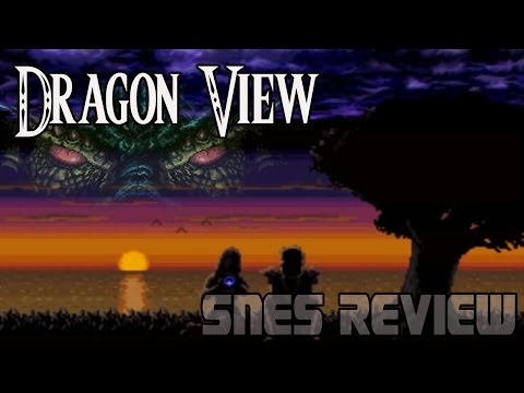 Daria Reviews Dragon View [SNES] - The BEST Beat-Em-Up RPG You've NEVER Played (Unless You Have)