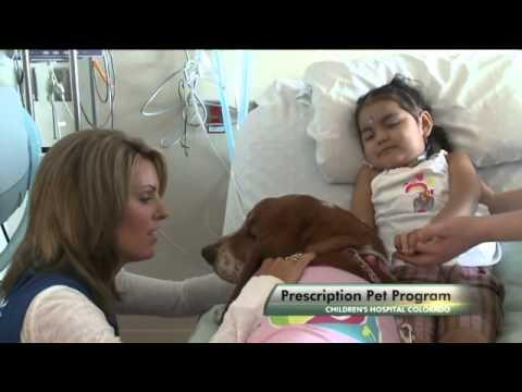 Prescription Pets Dog Therapy