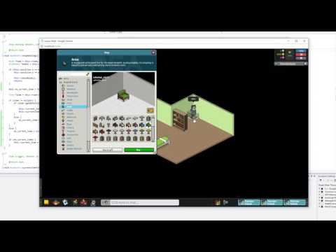 Project Icarus - C++ Habbo Emulator - Preview