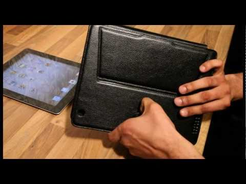 Apple iPad 2 + The New Apple iPad 3, Review - Advanced Pro Case, Stand, Wallet, Sleep Sensor