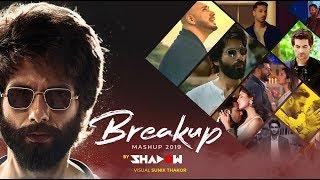 Breakup Mashup 2019 | DJ Shadow Dubai | Sunix Thakor | Midnight Memories | Sad Songs