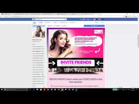 How to enter sweepstakes on facebook -