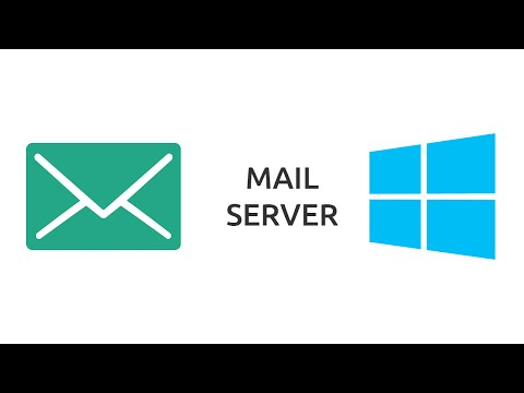 How to setup a Mail Server on Windows