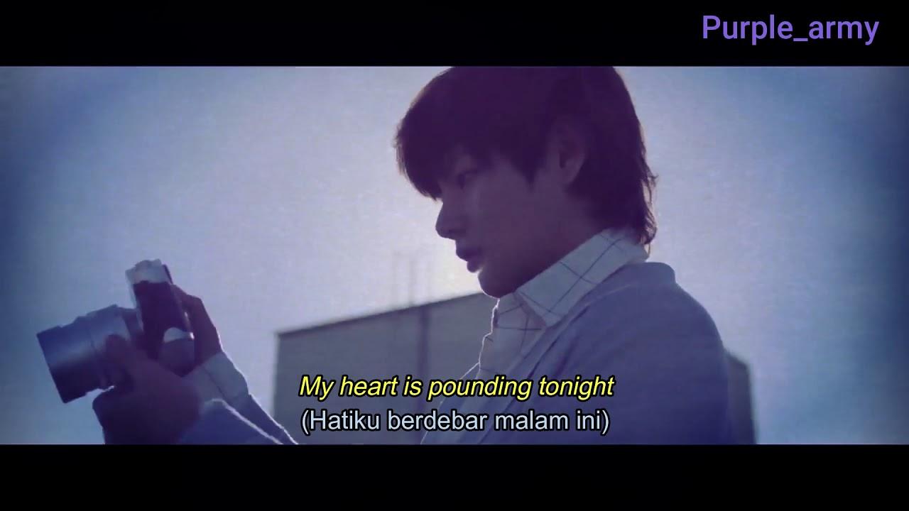 V BTS -Sweet Night MV [INDO SUB] Lirik Terjemahan