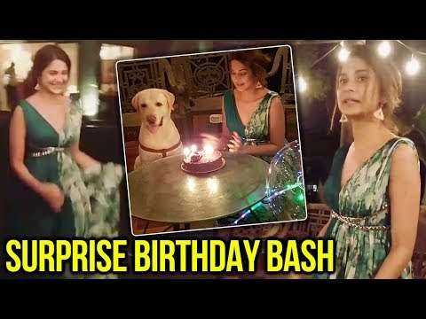 This Is How Jennifer Winget Celebrated Her BIRTHDAY | Bepannah