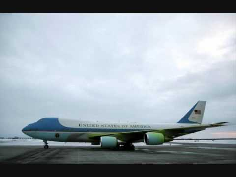 Air Force One Departing Ottawa: ATC Communication
