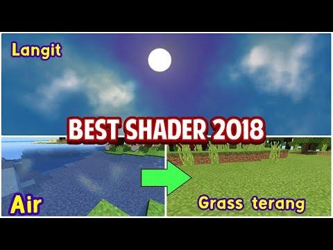 SSHADER | shader paling ringan untuk MCBE Support ram 1GB