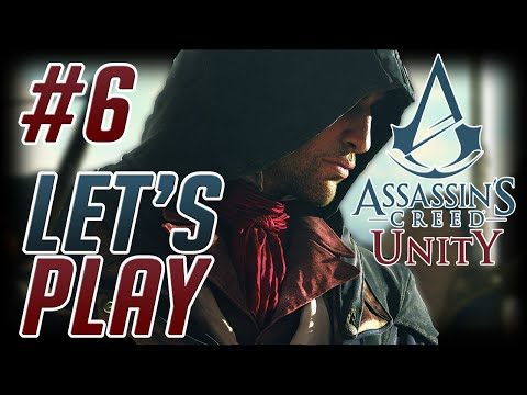 Assassin's Creed: Unity 1080p 60fps PC Playthrough #6; TRIPPING BALLS