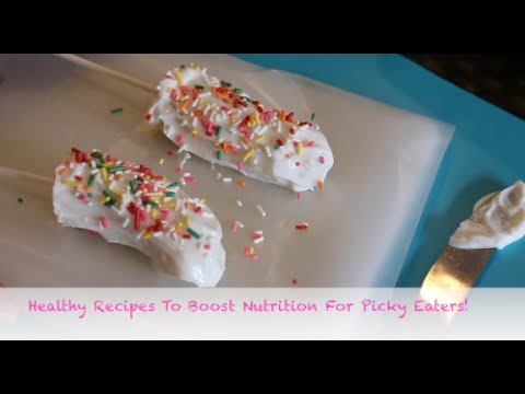 Healthy Recipes To Boost Nutrition For Picky Eaters!