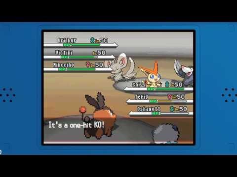 Victini - Pokémon Black Version and Pokémon White Version