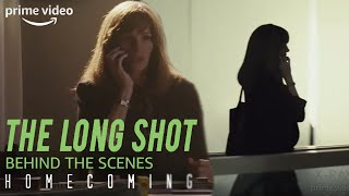 Homecoming - X-Ray Behind the Scenes Ep. 1: Filming The Long Shot | Prime Video