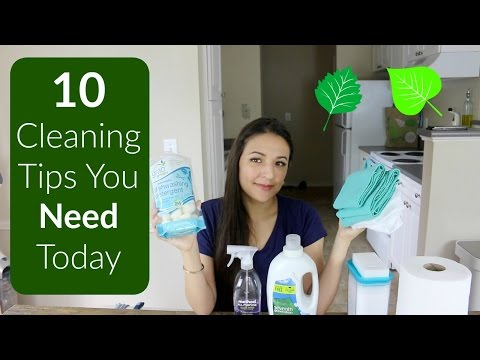 10 Best Eco Cleaning Products