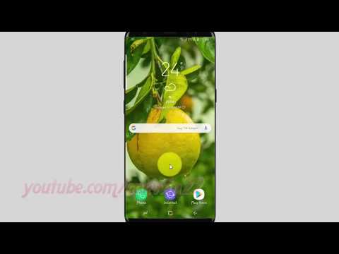 Samsung Galaxy S9 : How to Enable or Disable New albums notifications in gallery