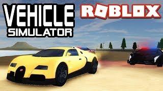 Roblox: Vehicle Simulator] (UPDATED METHOD) FASTEST DRAG CAR