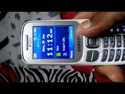 How to set speed dial in your Samsung metro 313