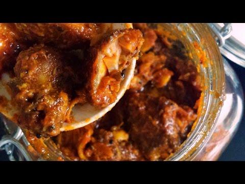 FISH PICKLE RECIPE   KERALA STYLE   LONG LASTING