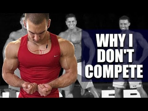 Why I Don't Compete (And Never Will)