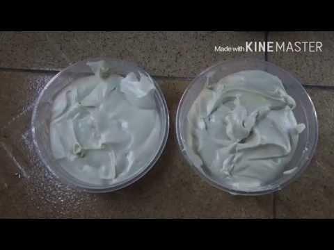 DIY Vanilla scented Shea mix