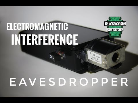 How to make an Electro-Magnetic EavesDropper