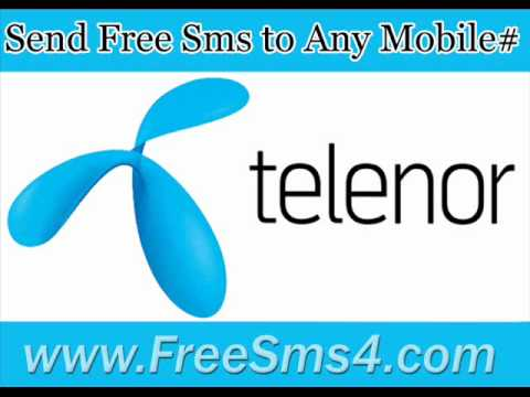 Send Free SMS to Telenor (Pakistan) - 100% Free and Easy
