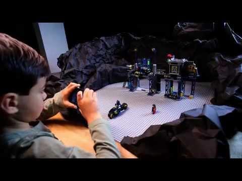 LEGO Super Hero Movie Maker for iPhone: Tutorial