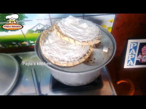 பாட்டி காலத்து முறையில், இடியாப்பம் செய்வது எப்படி | இடியாப்பம் மாவு எப்படி செய்வது, Idiyappam Maavu