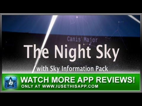 Night Sky iPhone App Review - Best iPhone App - App Reviews