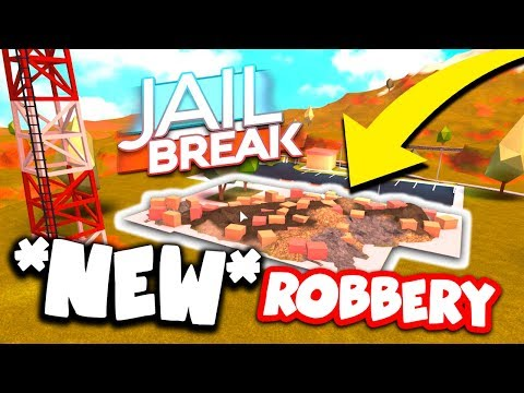 NEW JAILBREAK ROBBERY LOCATION *CONFIRMED*