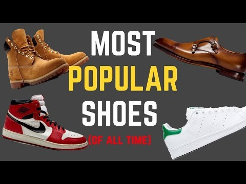 The Most ICONIC Shoes/Sneakers of All Time   Do You Own These?