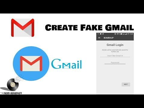 How to Create a fake Gmail Account within 2 minutes